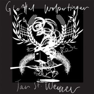 JAN ST. WERNER (Mouse On Mars) Glottal Wolpertinger LP