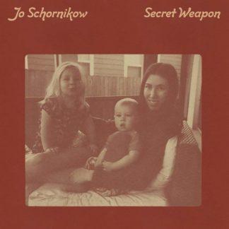 JO SCHORNIKOW Secret Weapon LP Limited Edition