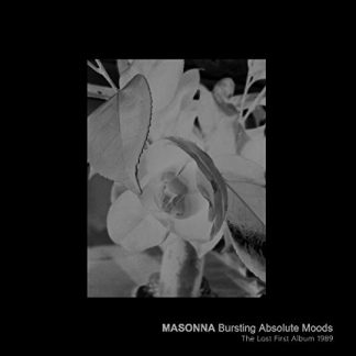MASONNA Bursting Absolute Moods Lost First Album 1989 LP Limited Edition