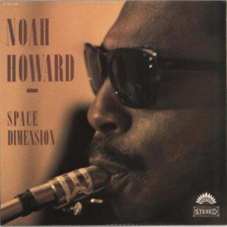NOAH HOWARD Space Dimension LP Limited Edition