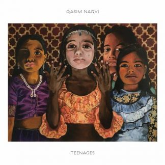 QASIM NAQVI Teenages LP