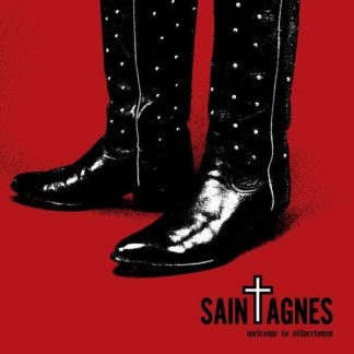SAINT AGNES Welcome To Silvertown LP Limited Edition