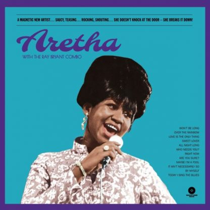 ARETHA FRANKLIN Aretha With Ray Bryant Combo LP Limited Edition