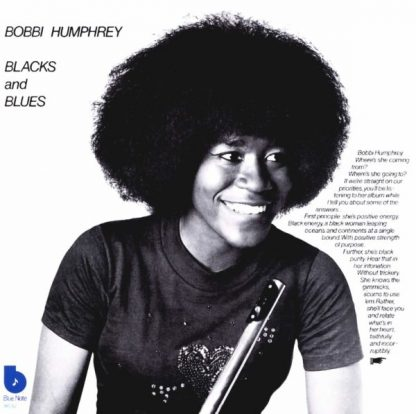 BOBBI HUMPHREY Blacks And Blues LP