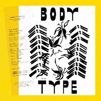 BODY TYPE Ep 1 & Ep 2 LP