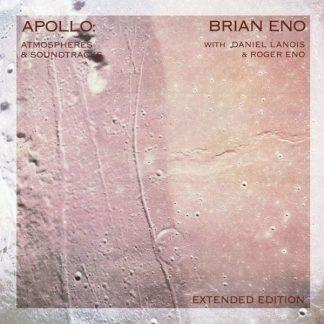 BRIAN ENO Apollo: Atmospheres And Soundtracks 2CD Hardbook