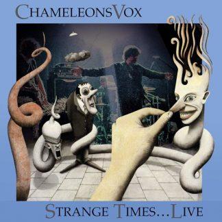 CHAMELEONSVOX Strange Times...Live DLP Limited Edition