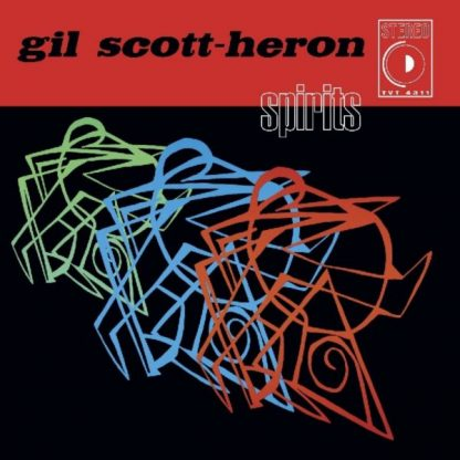 GIL SCOTT HERON Spirits DLP