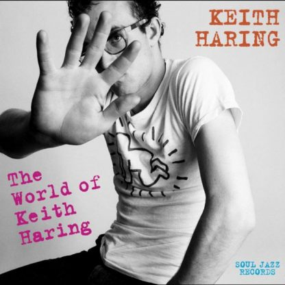 "KEITH HARING (VV.AA.) The World Of Keith Haring BOX 3 LP + 7"" Limited Edition"