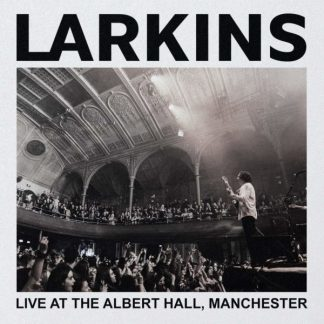 LARKINS Live At The Albert Hall, Manchester DLP