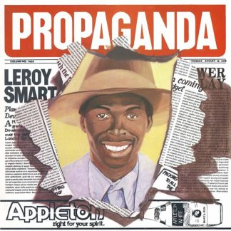 LEROY SMART Propaganda LP