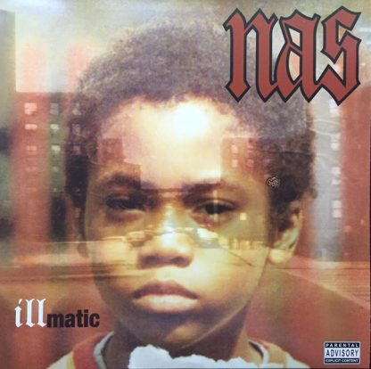 NAS Illmatic LP Limited Edition