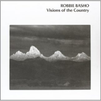 ROBBIE BASHO Visions Of The Country LP Limited Edition