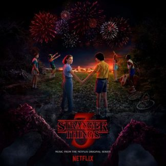 STRANGER THINGS Season 3 (VV.AA.) OST (Madonna Who Cars Foreigner) CD