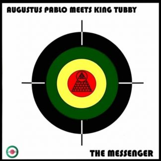 AUGUSTUS PABLO MEETS KING TUBBY LP Limited Edition