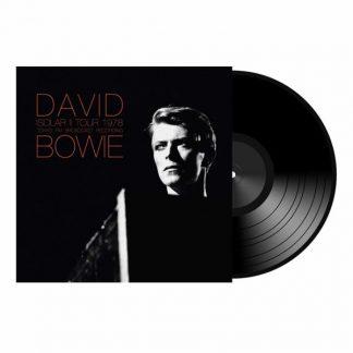DAVID BOWIE Isolar II Tour 1978 DLP