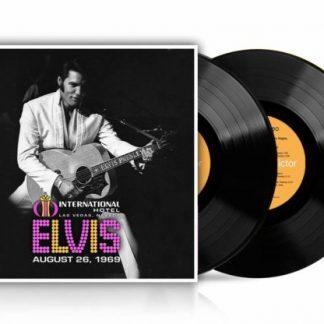 ELVIS PRESLEY Live At International Hotel,Las Vegas, August 26,1969 DLP