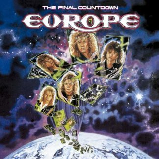 EUROPE The Final Countdown CD