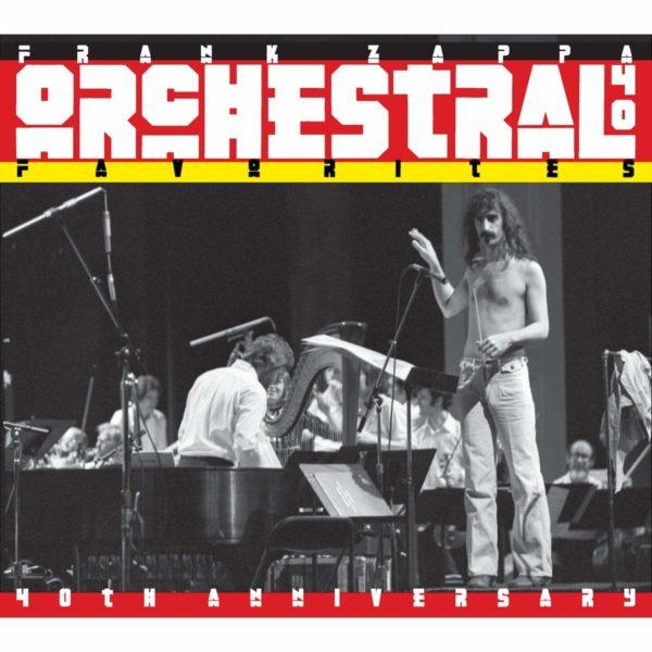 FRANK ZAPPA Orchestral Favorites (40th Anniversary) BOX 3 CD