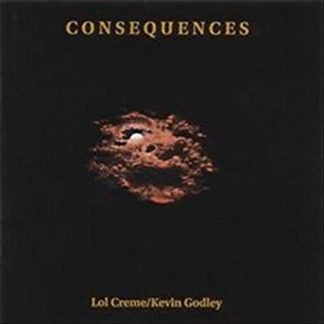 GODLEY & CREME Consequences BOX 5 CD