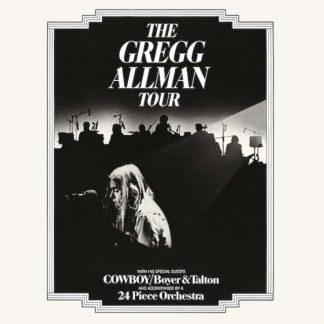 GREGG ALLMAN The Gregg Allman Tour DLP