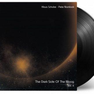 KLAUS SCHULZE & PETE NAMLOOK Dark Side Of The Moog Vol.6 DLP