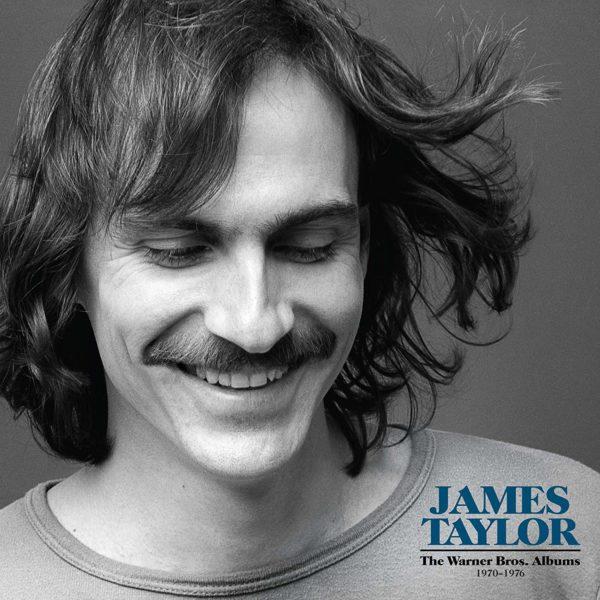 JAMES TAYLOR The Warner Bros. Albums: 1970-1977 BOX 6 LP