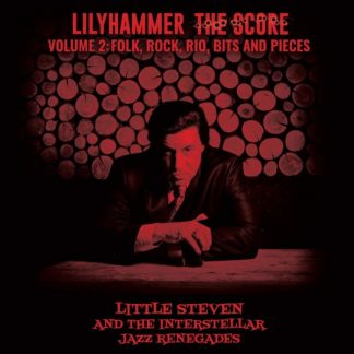 LITTLE STEVEN Lilyhammer - The Score Volume 2: CD
