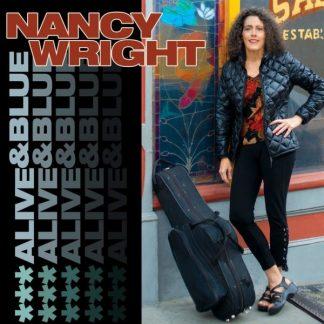 NANCY WRIGHT All Blues CD
