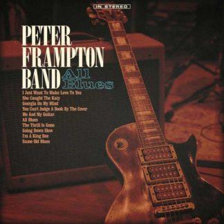 PETER FRAMPTON BAND All Blues CD