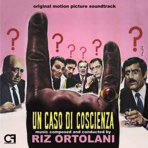 RIZ ORTOLANI Un Caso Di Coscienza-Non Commettere Atti Impuri (OST) CD