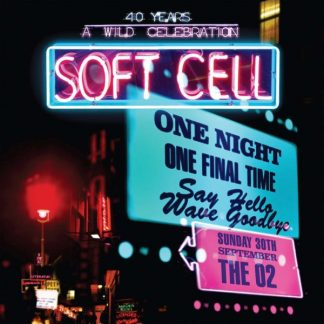 SOFT CELL Say Hello Wave Goodbye BOX 2CD + DVD