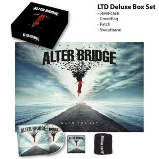 ALTER BRIDGE Walk The Sky BOX SET Limited Edition