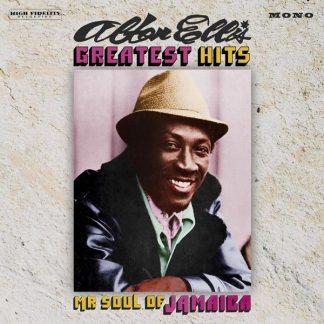ALTON ELLIS Greatest Hits - Mr. Soul Of Jamaica 2CD