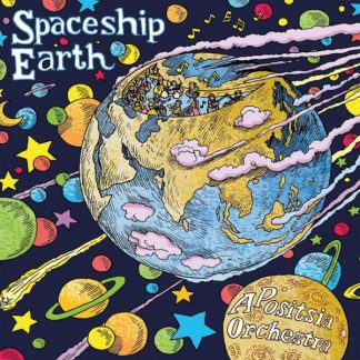 APOSITSIA ORCHESTRA Spaceship Earth CD
