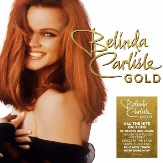 BELINDA CARLISLE Gold DLP Limited Edition