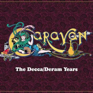 CARAVAN The Decca/Deram Years (An Anthology) 1970-1975 BOX 9 CD