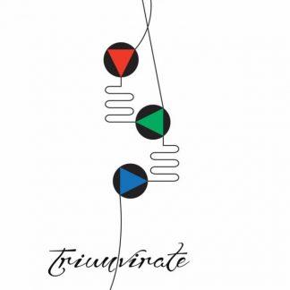 CARTER TUTTI VOID Triumvirate CD