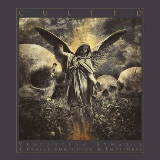 CULTED Vespertina Synaxis - A Prayter For Union And Emptiness EP Limited Edition