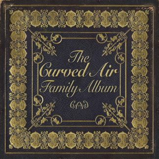 CURVED AIR The Curved Air Family Album 2CD