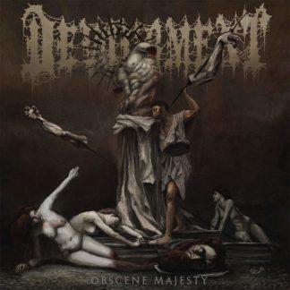 DEVOURMENT Obscene Majesty CD