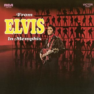 ELVIS PRESLEY From Elvis In Memphis LP Limited Edition