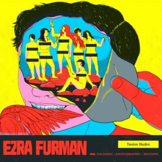 EZRA FURMAN Twelve Nudes CD