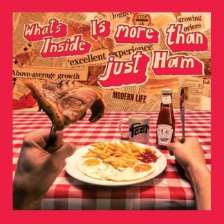 FEET What's Inside Is More Than Just Ham CD