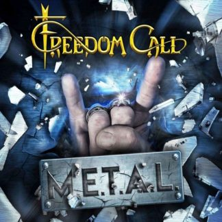 FREEDOM CALL M.e.t.a.l. CD Limited Edition