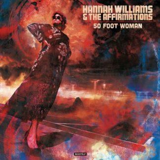 HANNAH WILLIAMS & THE AFFIRMATIONS CD
