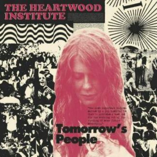 HEARTWOOD INSTITUTE Tomorrow's People LP Limited Edition