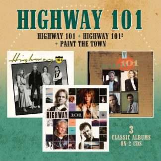 HIGHWAY 101 Highway 101+Highway 101(2)+Paint The Town 2CD
