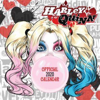 DC Comics Batman, Harley Quinn  CALENDARI 2025 DANILO SQUARE NUOVO
