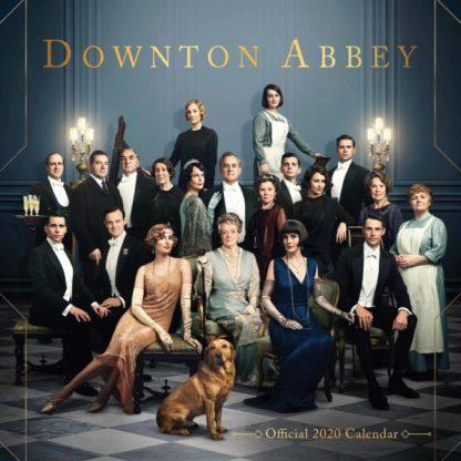 Downton Abbey CALENDARI 2037 DANILO SQUARE NUOVO